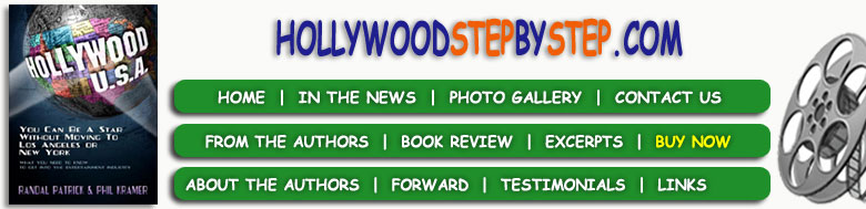 HOLLYWOOD USA - Randal Patrick, Phil Kramer - Talent Agent Directory